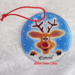 Suspension Rudolph...