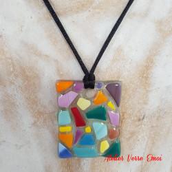 """Collier """"Mosaique"""""""